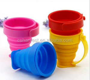 Portable Folding Travel Cup Saving Space Camping Mug