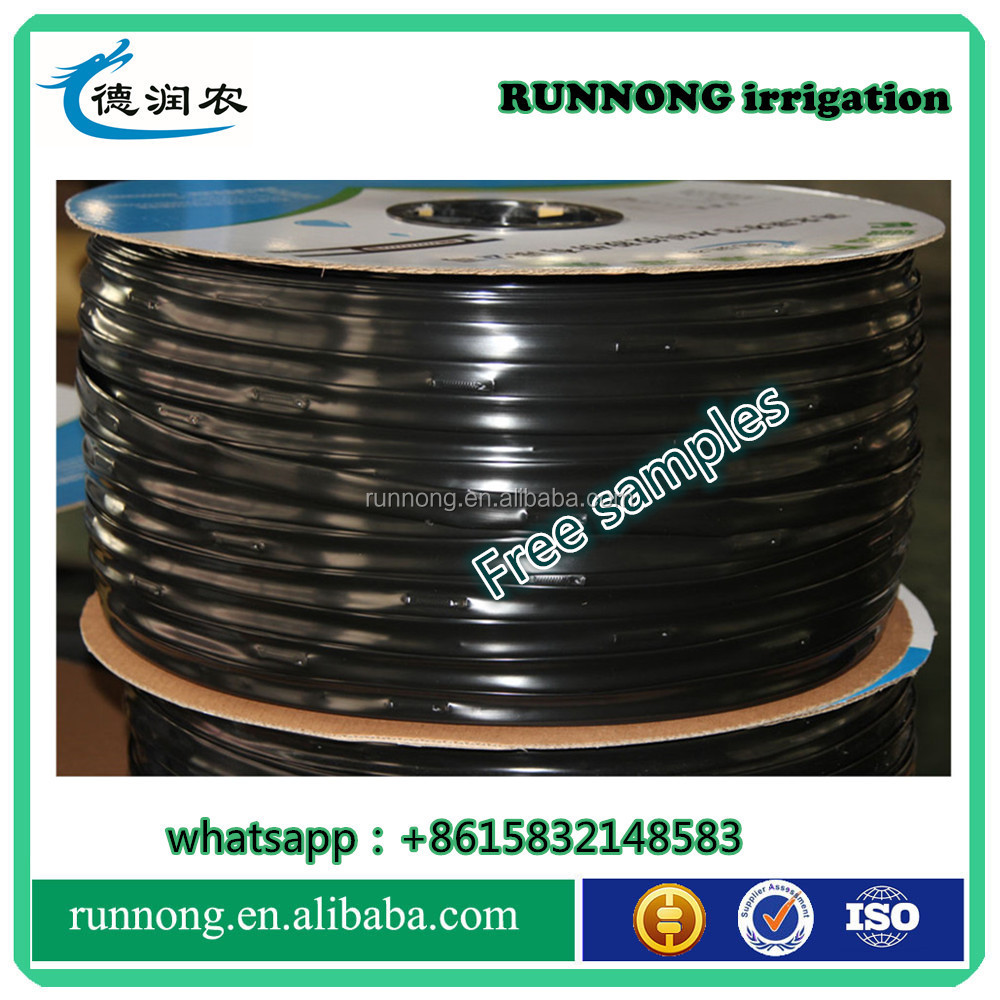 RUNNONG agriculture hdpe drip irrigation tape in beijing