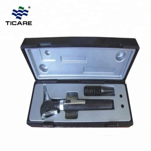 Fiber Diagnostic Set Ophthalmoscope Otoscope From China