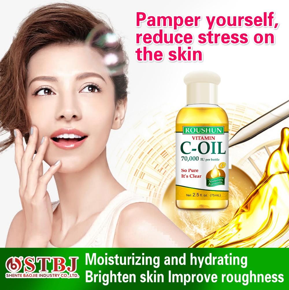 vc massage body oil