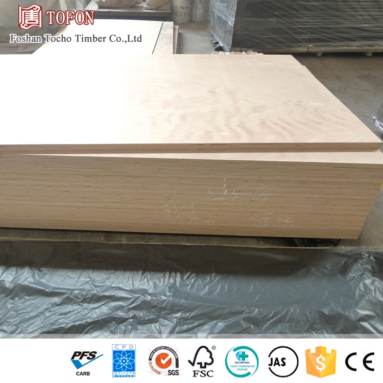 Hot Sale 4X8 Low Water Content High Density Flexible Plywood