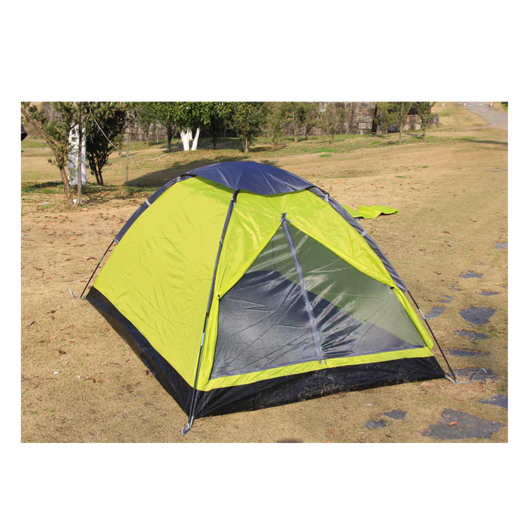 Fashion pvc back packing instant tents for camping