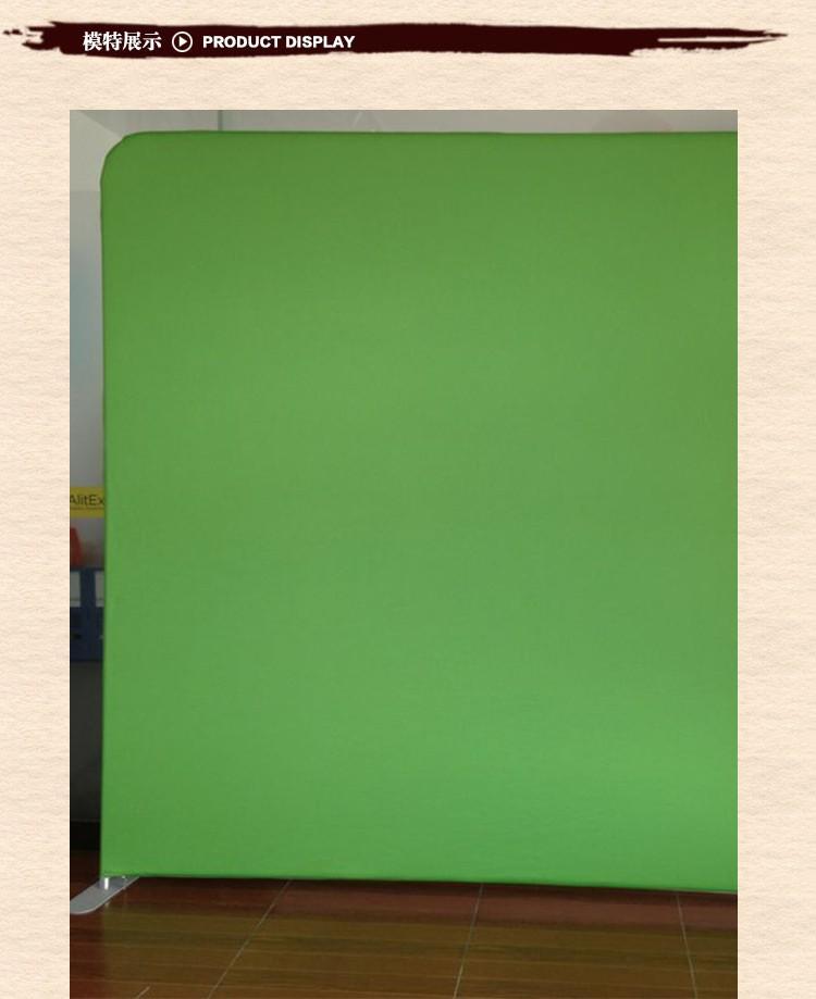 Exhibition Display Boards : Portable exhibition booth metal display board buy display racks