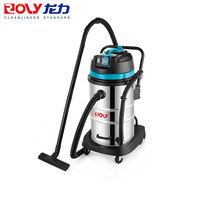 Powerful cyclone wet and dry function industrial heavy duty vacuum cleaners