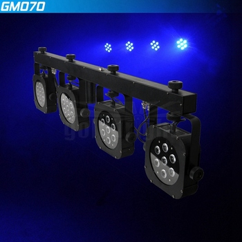 Par64 X 7 X 10w Rgbw Dj Package Led Stage Lights High Power Led ...
