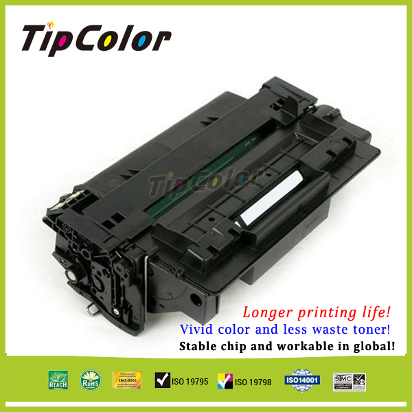 Stable Quality Compatible HP Q7551X Toner Cartridge HP 51X Toner Cartridge