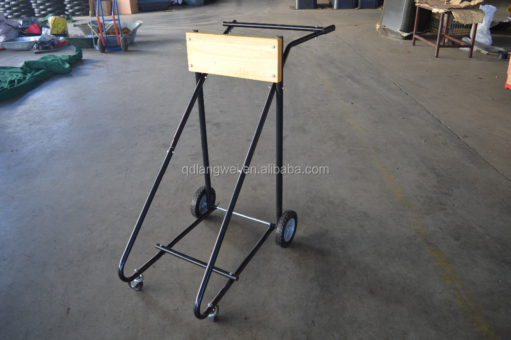 Outboard Motor Carrier : Hp moteur hors bord transporteurs chariots