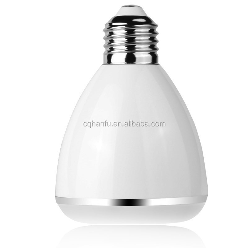 China golden factory Smart LED Lighting Music LED Bulb, RGB LED Bulb, Smart 4.0 Bluetooth bulb light