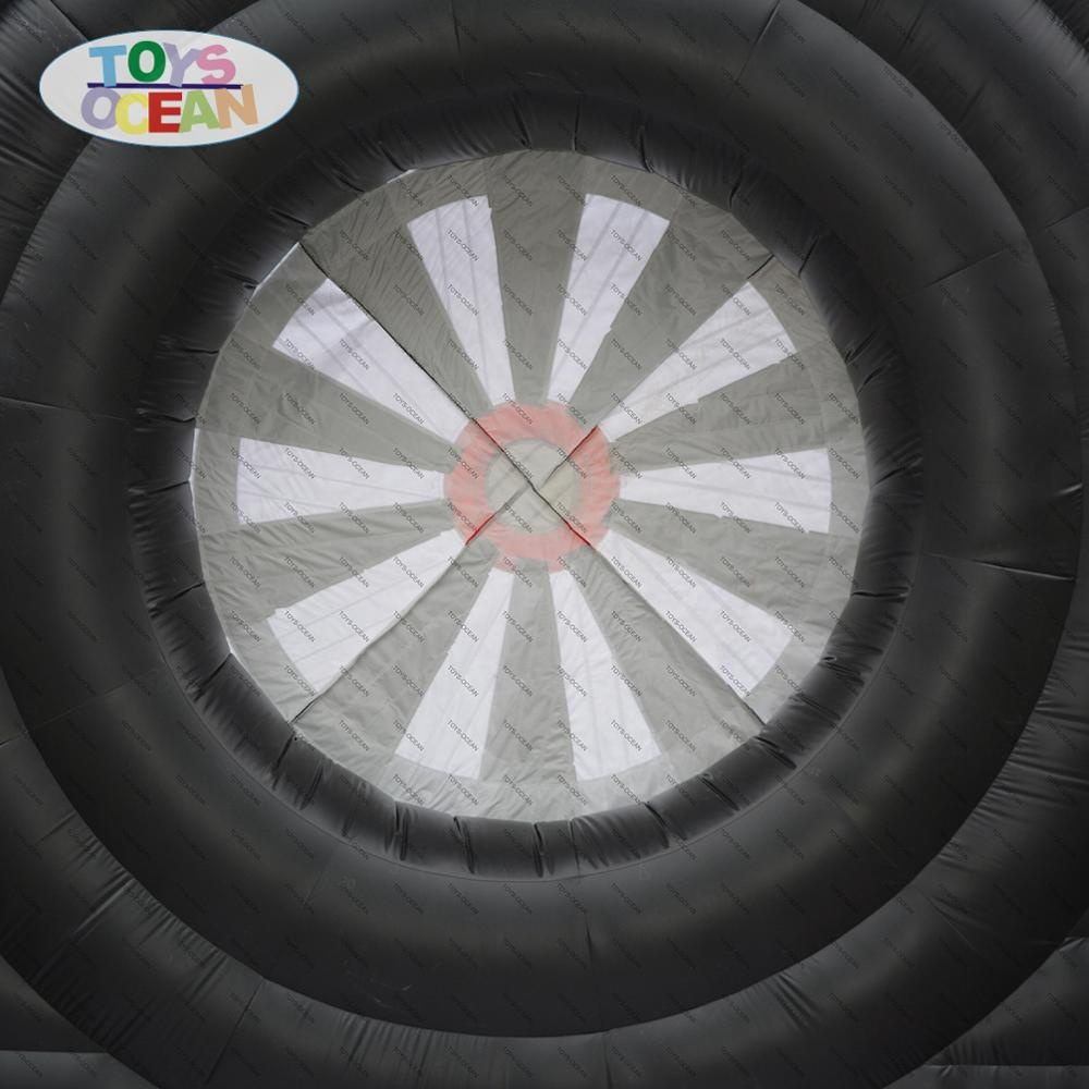 Outdoor Large Inflatable Soccer Football Dart Board Sport Games
