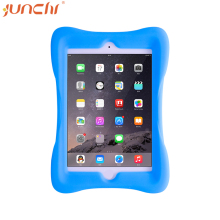 Special desgin silicone tablet case high quality shockproof case promotional silicone +pc case for ipad mini