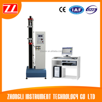 Computer Control Textile Tensile Strength Tester