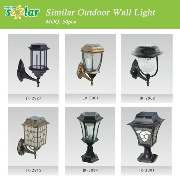 Hotel Exterior Wall Lights : 36pcs Led Outdoor Hotel Solar Wall Lamp Solar Garden Wall Light With Motion Sensor Jr-2602b ...