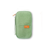 P.travel Stock Available No MOQ Travel Passport Holder Waterproof Passport Cover