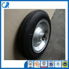 Qingdao manufacturer heavy duty 14 inch solid wheel