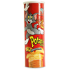 Private label pringles style canned potato chips