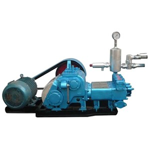 BW250 Professional Manufacturer Horizontal Triplex Slurry Mud Pump