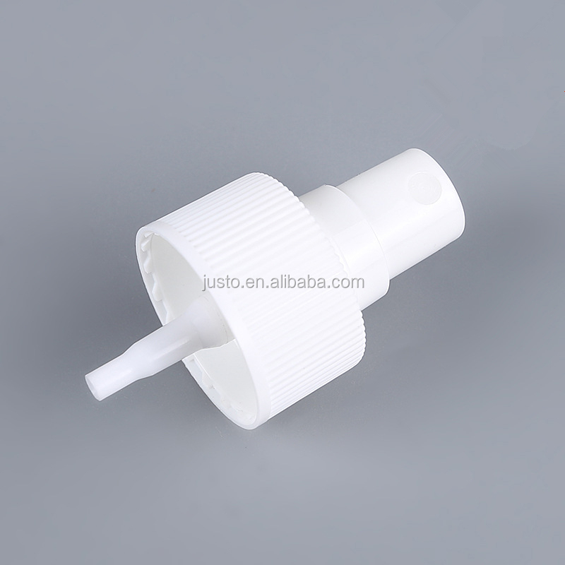 24/410mm 28/410mm White Plastic Fine Mist Sprayer Pump Tops