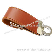 Wholesale leather usb flash memory stick 1gb 2gb 4gb 8gb 16gb 32gb