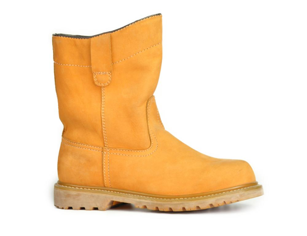 Fire Resistant Safety Boots And