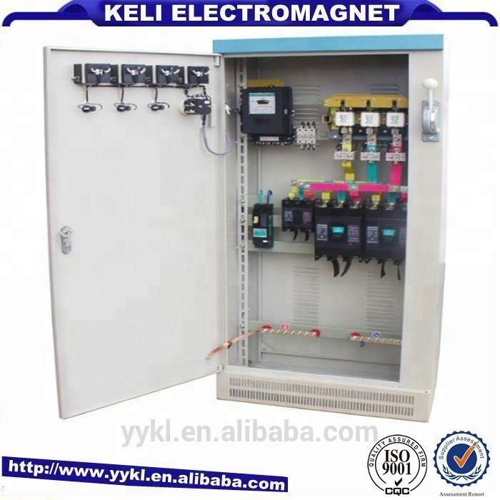 GTBM Electrical Industrial Control Cabinet for Lifting Equipment, Electrical Control Panel