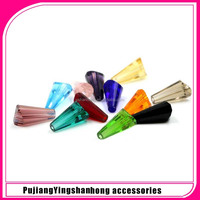 New arrival colorful tower beads crystal beads in bulk wholesales