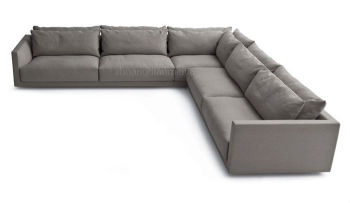 Hot sale sofa set designs modern l shape sofa