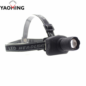 LED Light Source and Car Headlamps Mini Type Headlight