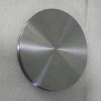 99.9% purity metal sputtering target coating materials vanadium target