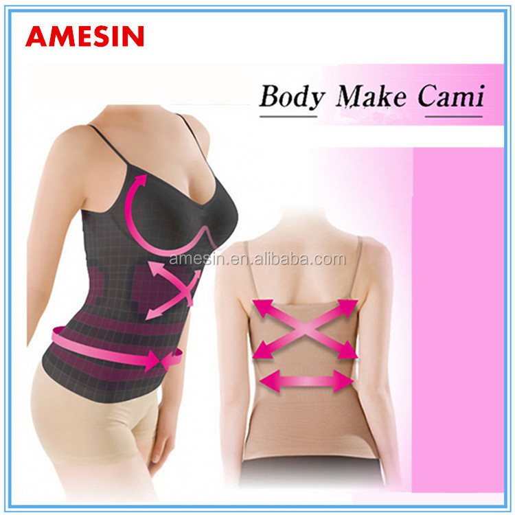 Wholesale Body Shaper Sexy Girls Bulk Camisole Tops 100% Cotton Sports Vest