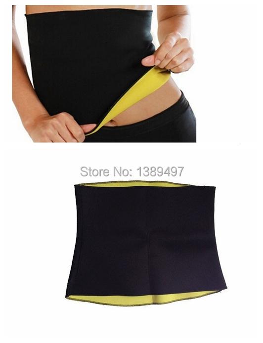 b8ebb90613448 Get Quotations · Hot Woman Tummy Trimmer Slimming Belt Waist trimmer  Fitness Belt Fat Burning Fitness corset Body Shaper