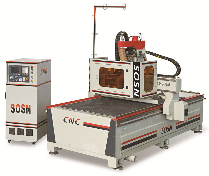 China ATC woodworking center best <strong>CNC</strong> automated carving engraving machine for wood