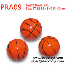 Rubber Basket Ball Toys Bouncing Balls Wholesale