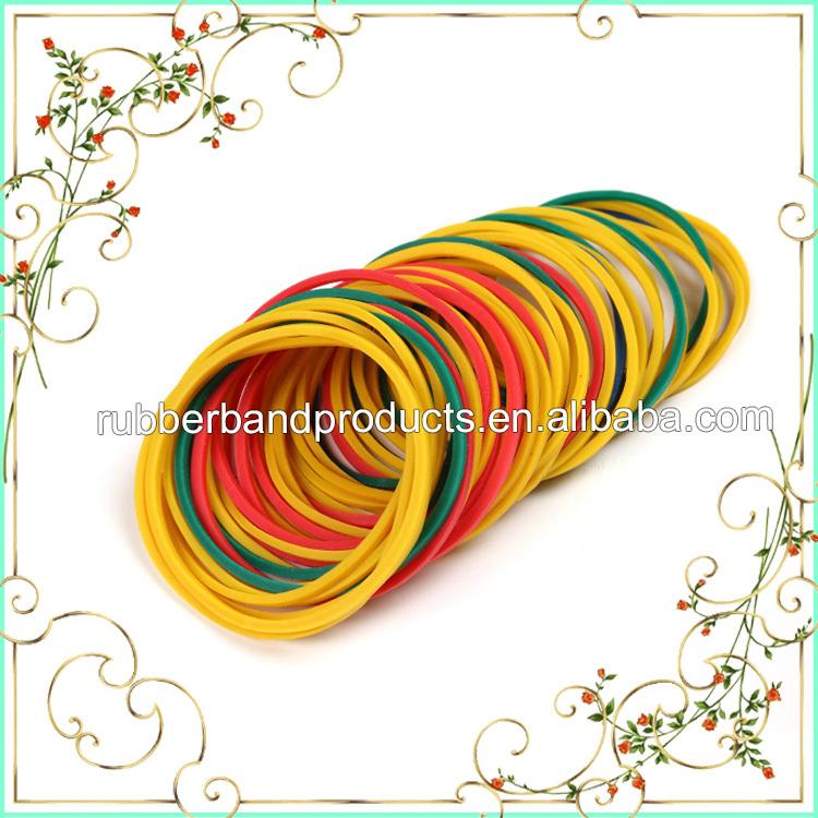 Natural Colored Elastic Band