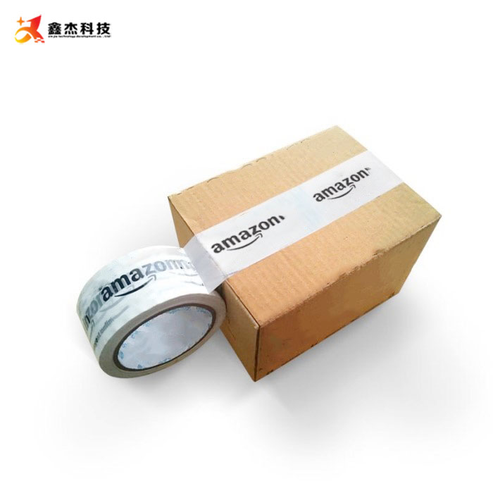 Factory Wholesale Bopp Adhesive printed packing tape with logo
