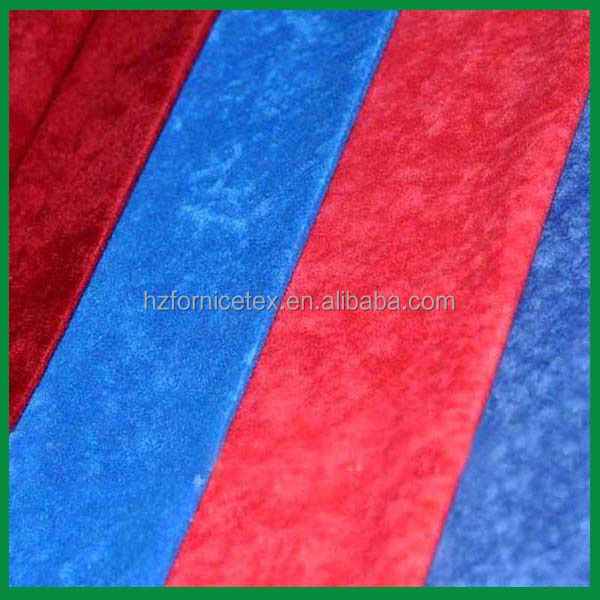 China factory selling polyester aloba suedette fabric