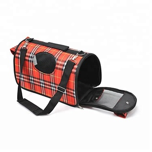 Large Dog Carrier Cat Carrier Bag Pet Dog Carrier for Outdoor Traveling