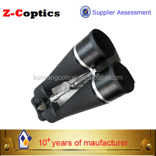 Hot selling Hand Figured Polishing magnification 20x80 mm long distance vision binoculars