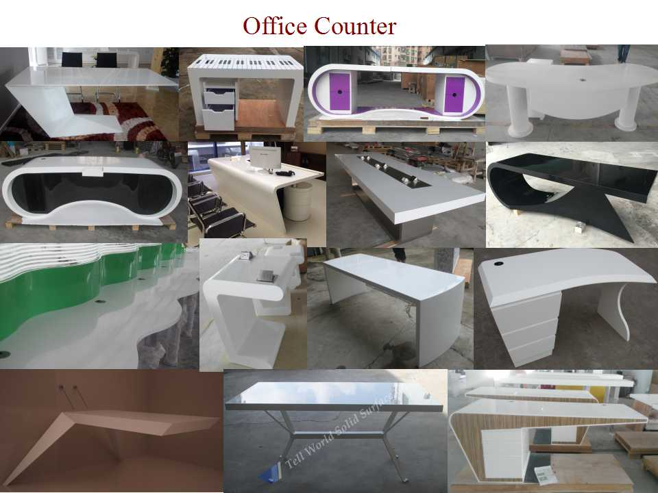 China manufacturer latest office table design manager office table