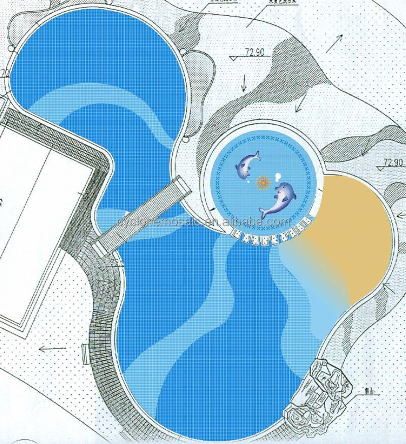 schwimmbad design schwimmbad fliesen blau mosaik produkt. Black Bedroom Furniture Sets. Home Design Ideas