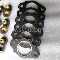 ISBe ISDe QSB5.9 QSB6.7 Cylinder head repair kit 4955229 4955230 gasket set for Construction Machinery