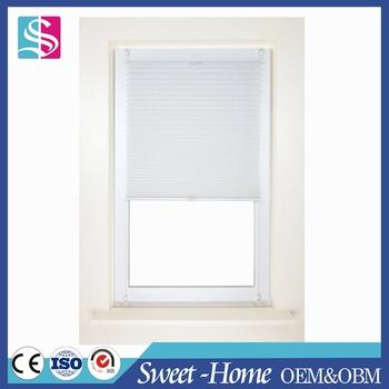 Manuelle Zimmer Verdunkelung Bogen Plissee Window Cordless Shades ...