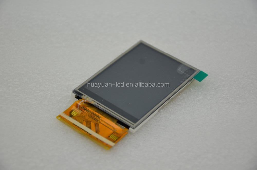 St7789v 8 Bits Parallel Custom Tft Or Lcd Screen Display 240x400 30 Pin Lcd  Display 3 2'' - Buy 30 Pin Lcd Display 3 2'',240x400 Lcd Display