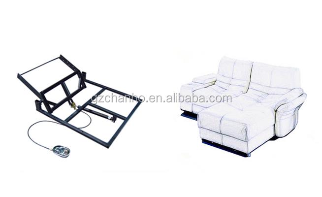 Sliding sofa bed mechanism for Sofa bed mechanism