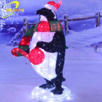New Style Christmas Lights Plastic Penguin - Buy Plastic Penguin,Life Size Penguin,Plastic ...