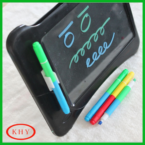 Kids gift set wet erase ink chalkboard marker set