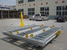 10FT Pallet dolly /container dolly /airport dolly