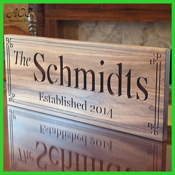 Custom Wood Signs Wooden Sign Engraved Wood Sign Buy Custom Wood Signs Wooden Sign Engraved Wood Sign Product On Alibaba Com