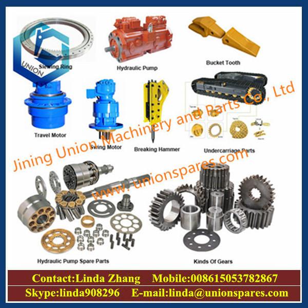 For Komatsu W90-3 w120-3 Loader Gear Pump 705-51-32000 Hydraulic Main Pump  Small Pump Parts - Buy Loader Gear Pump 705-51-32000,For Komatsu
