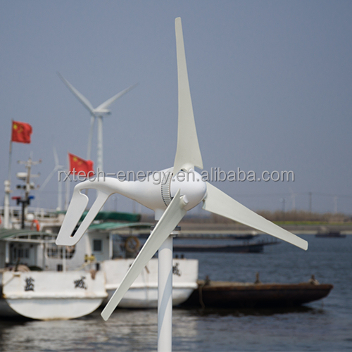 100 watt wind turbine generator 12v and 24v wind generator