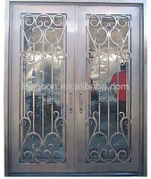 Top-selling wrought iron door and window insert